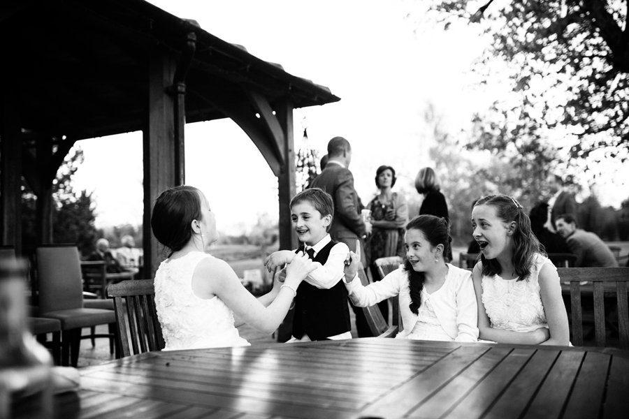 wedding reception peover golf club