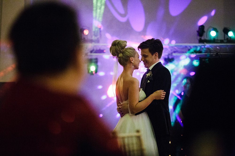 first dance stubton hall