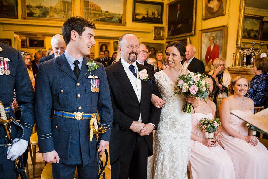 wedding ceremony maunsel house