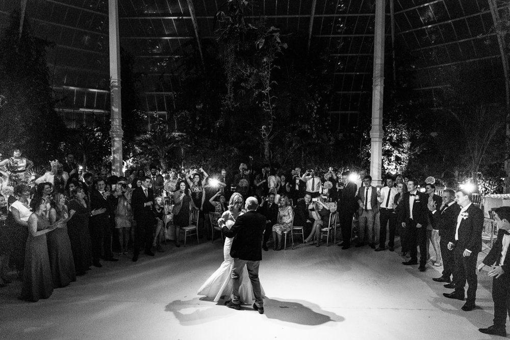 first dance sefton park palm housev