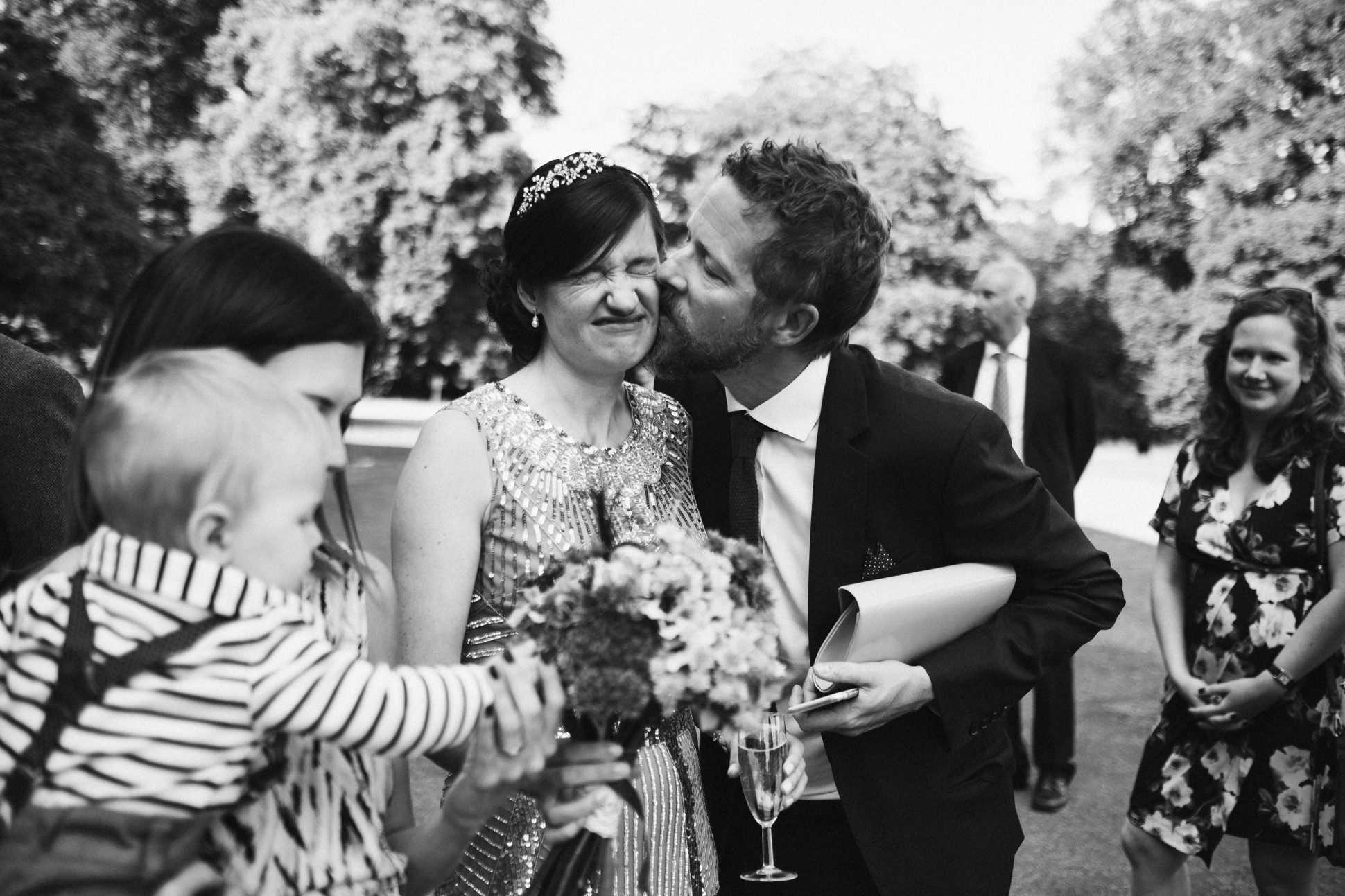 documentary wedding photographer uk