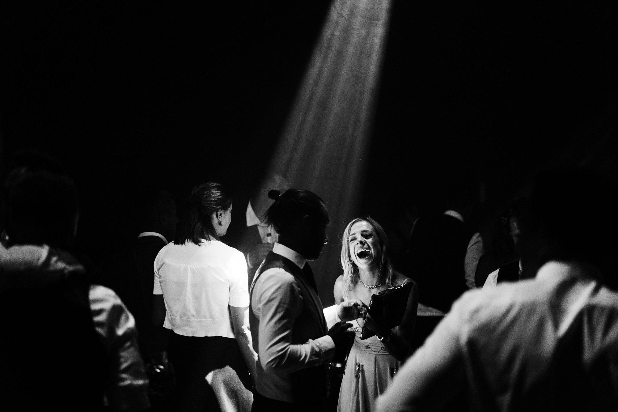 marquee wedding dancefoor