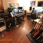Film Composer Adam Spade - Recording Studio