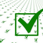 How to make a great checklist so you can ensure it is done right!