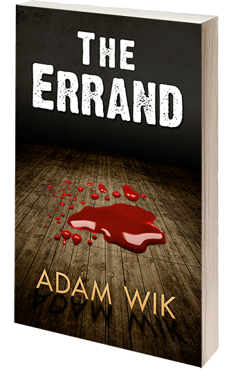 The Errand by Adam Wik Book Cover