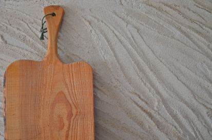 Breathaplasta for Interior Design - Textured lime plaster finish