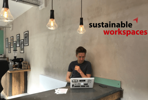 Sustainable Bankside co-working office space