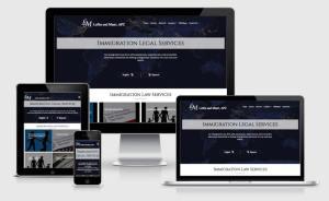 Responsive web design - Hayden, Idaho