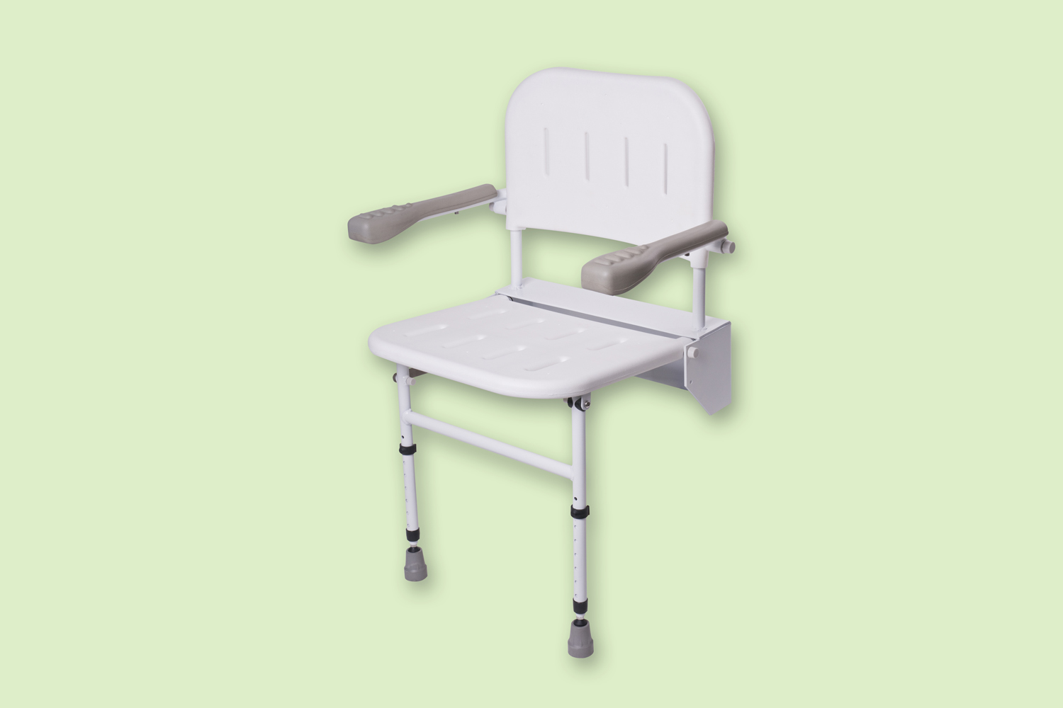 Dorable Shower Stool With Arms Image Collection Custom