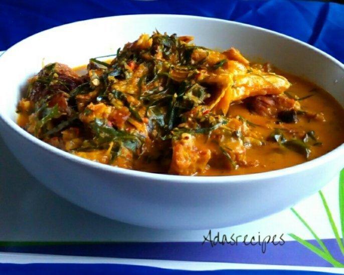 Prepare Delicious Ukazi Soup