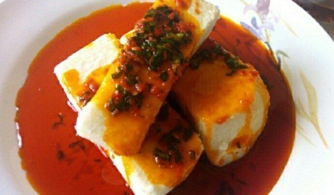 Palm oil Boiled Yam Recipe (Ji Mmanu) Worth Trying