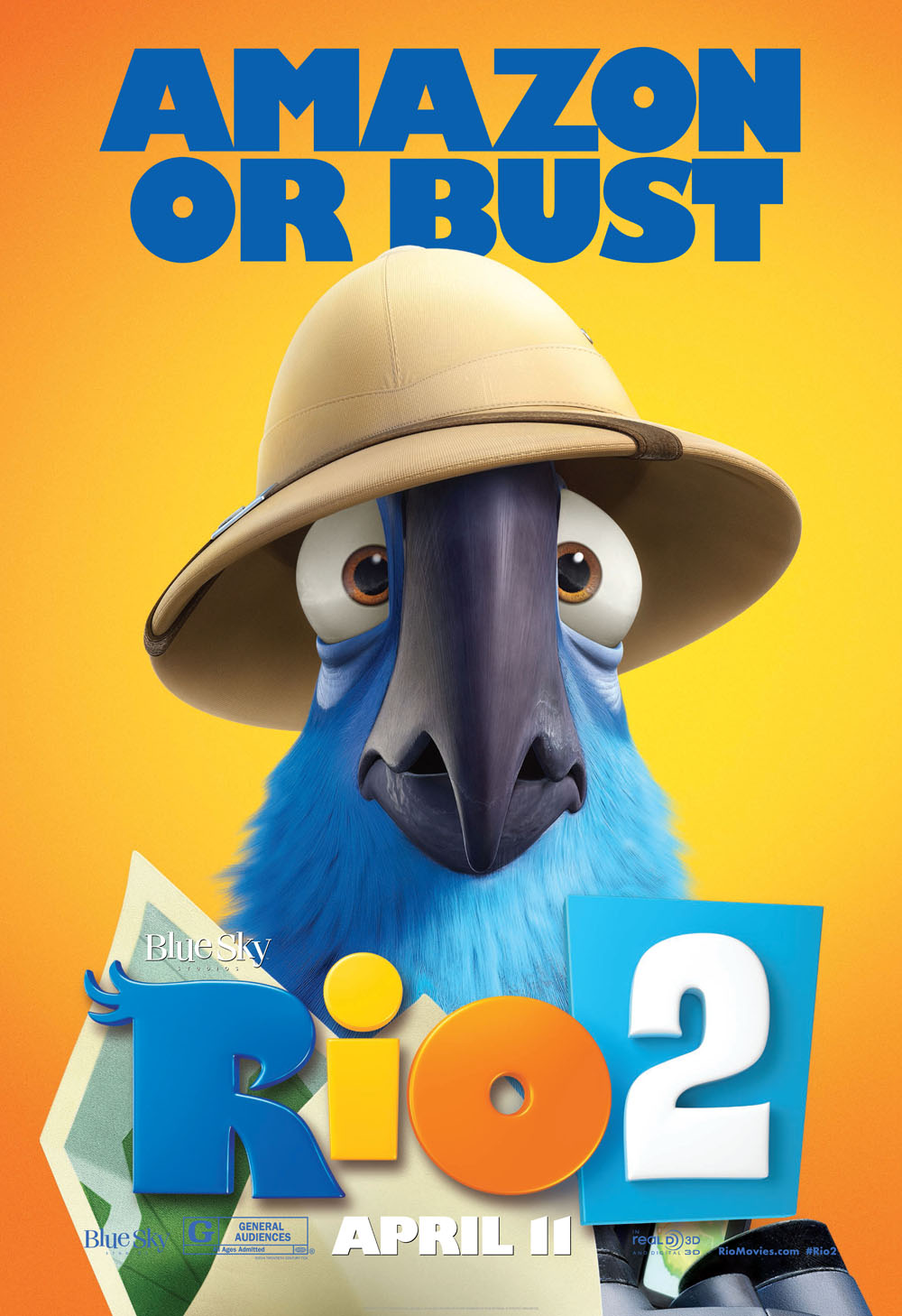 25 Gift Card Amp RIO 2 Movie Pack Giveaway A Clip RIO2