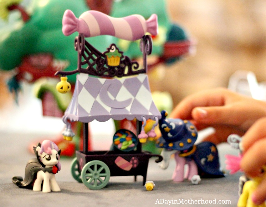 Win My Little Pony Friendship Is Magic Collection For Halloween Fun