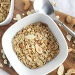 Simple Nutty Granola