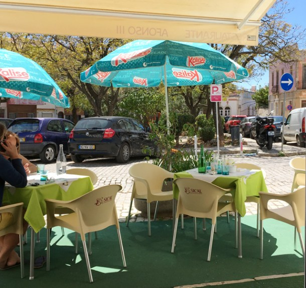 Where To Eat In The Algarve