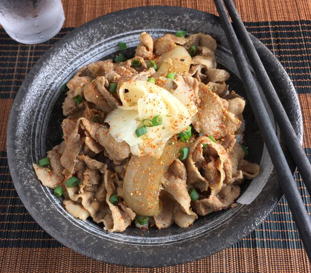 Brand new YOSHINOYA Beef Bowl Donburi Chopsticks Set Limited item F//S