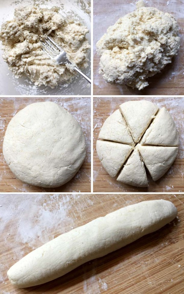 How to make gluten-free breadsticks
