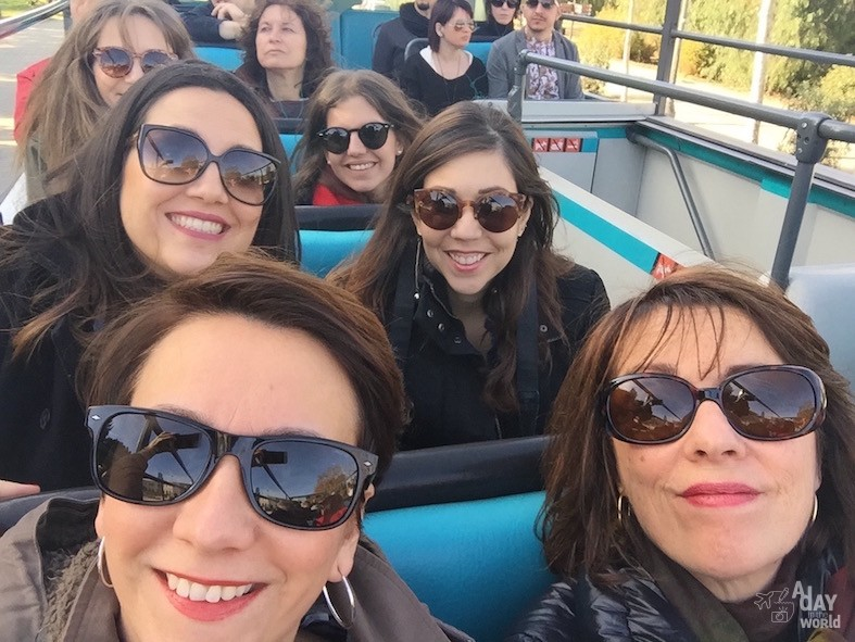 Bus Tours Sightseeing Barcelone