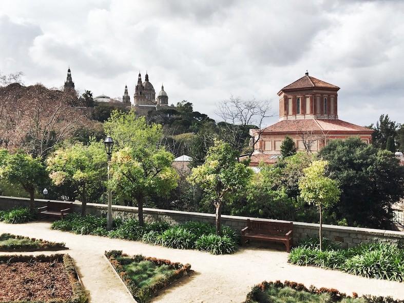 visite barcelone fondation miro