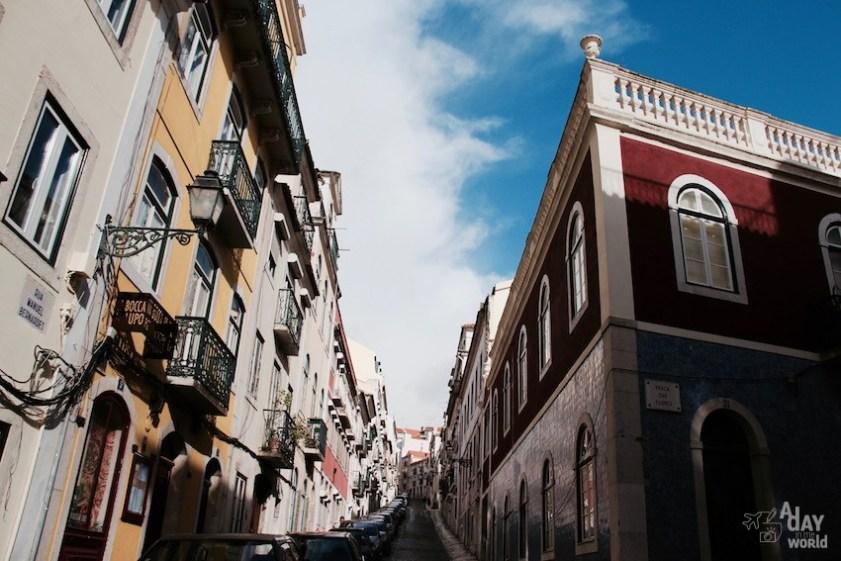 Rua Manuel Bernardes Lisboa