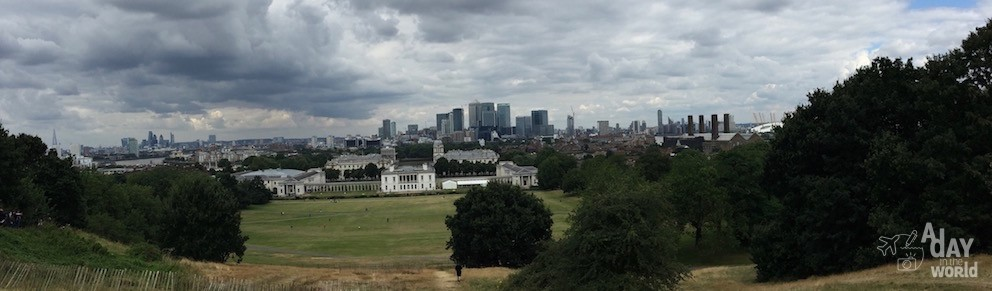 king william park greenwitch london city guide