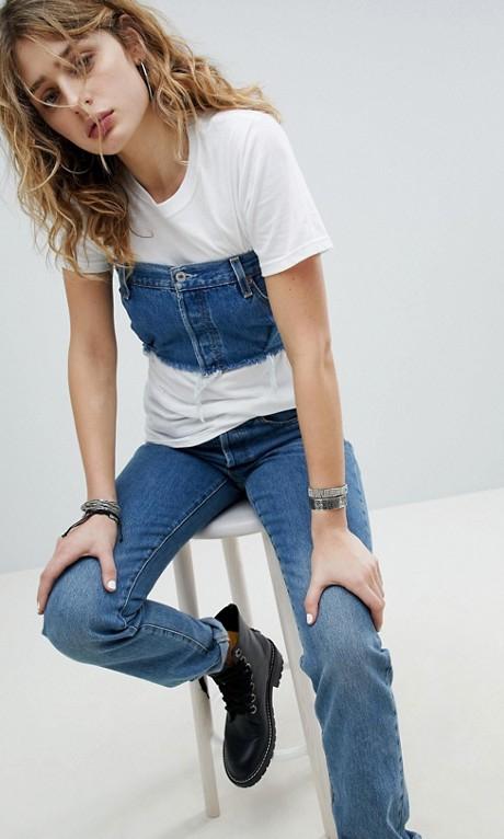 你會入手嗎?ASOS 推出這件評價兩極的時尚單品「丹寧褲腰帶」 ‧ A Day Magazine