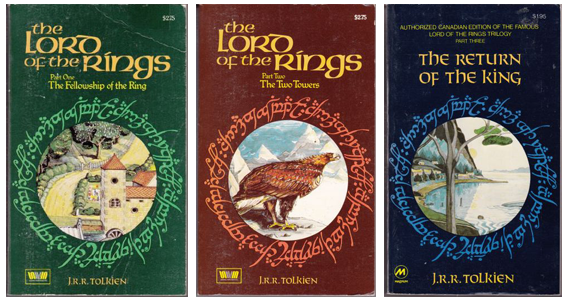 How to buy an edition with this cover art?: lotr