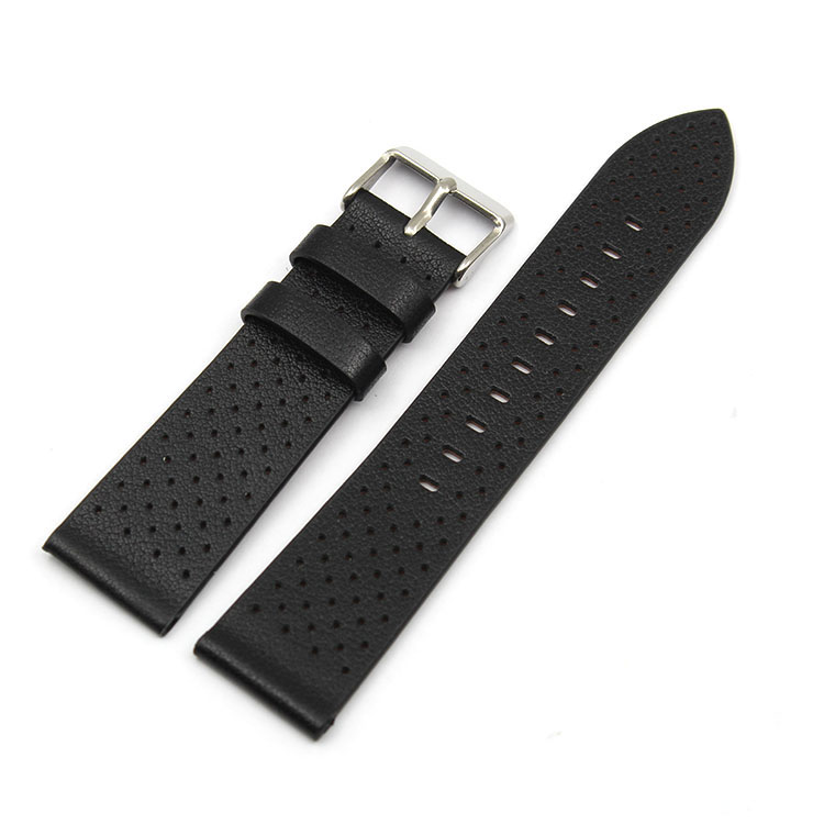 leather watch straps rally genuine leather soft