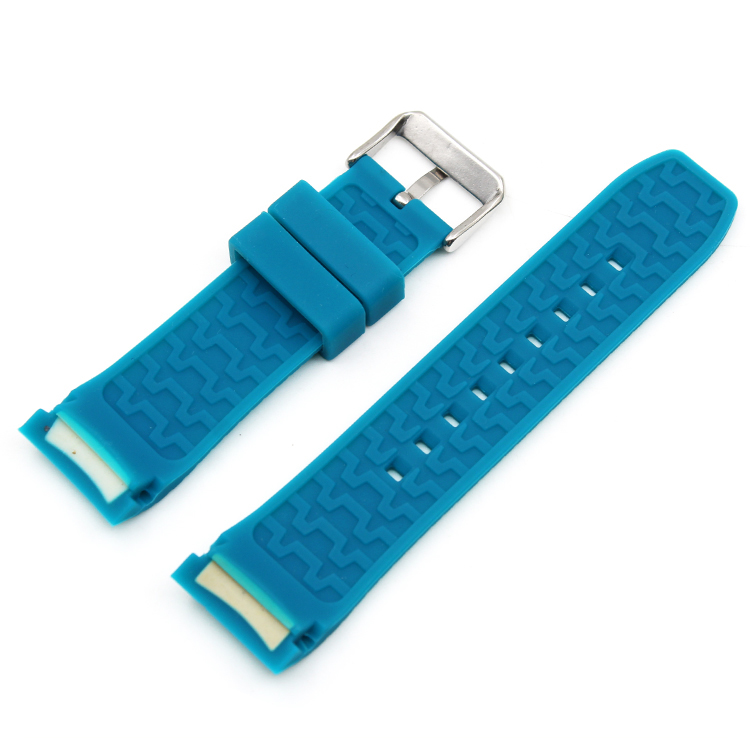 best rubber watch straps silicone 22mm