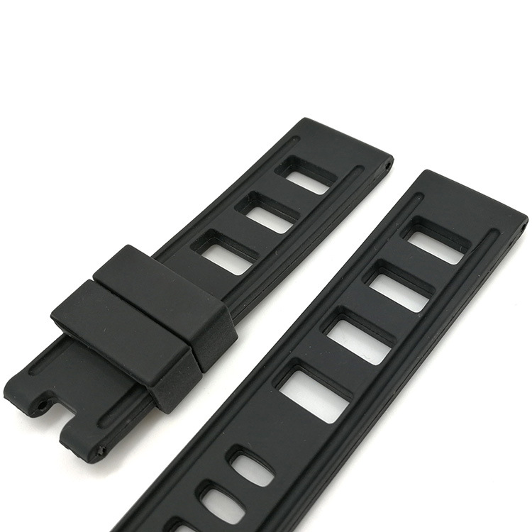 20mm tropic watch strap silicone diving military