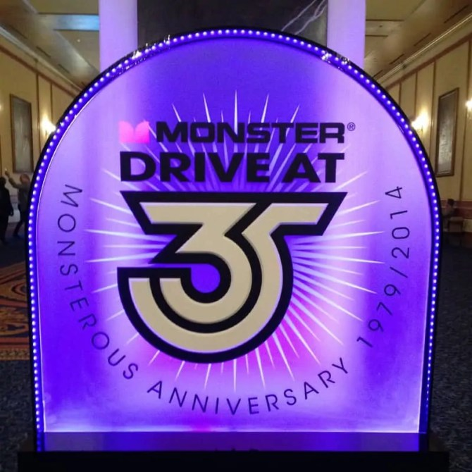 Monster Drive at 35