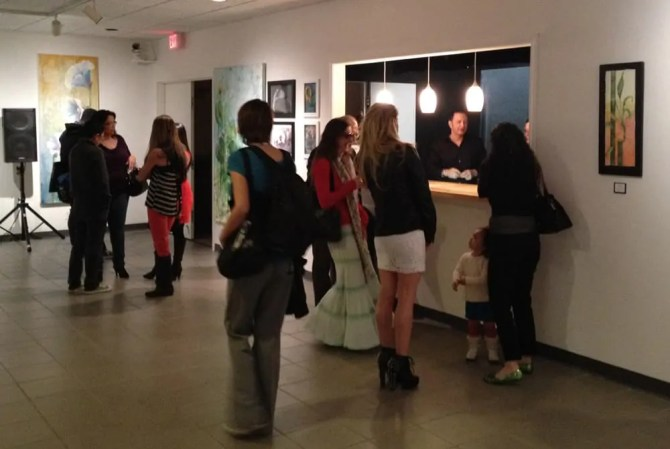 Jennifer-McCarty-Art-Show-Crowd