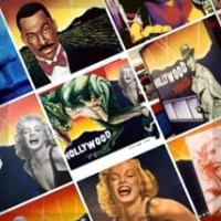 Hollywood Video Murals