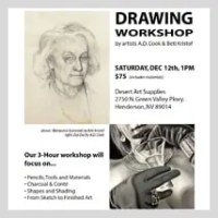 Art Workshops, December 2015, Las Vegas, NV