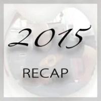 2015 Recap, ADCook.com