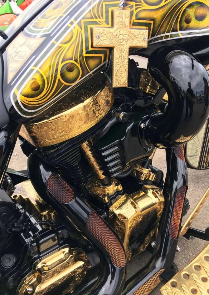 Sturgis 2016 - Custom Cross Bike