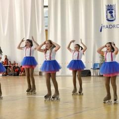 Exhibición en el XX Trofeo Internacional Latina
