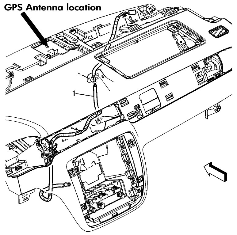 gps_antenna_ltz?resize=665%2C660 2005 ford focus wiring diagram radio wiring diagram,2000 Ford Focus Radio Wiring Diagram