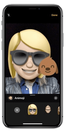 Memoji WWDC 2018