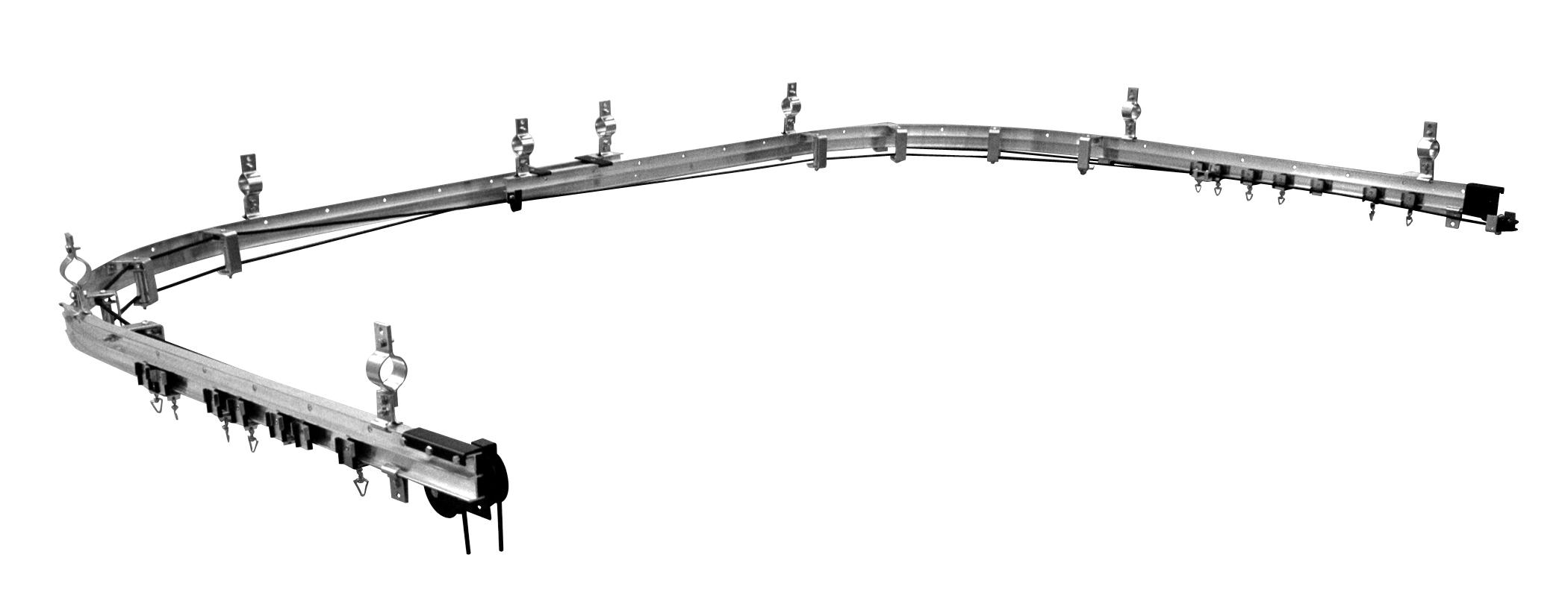 140 142 rig i flex curtain track