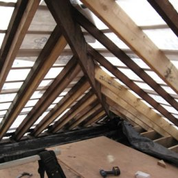 Loft Conversion Timber Structure