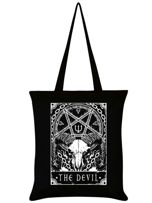 DEADLY TAROT - The Devil Totebag