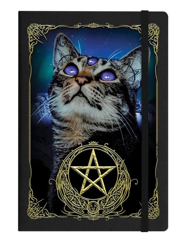 GRINDSTORE - Witchy Familiar Notebook