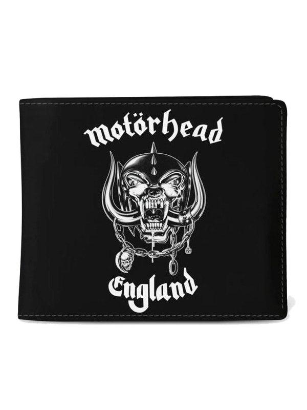 ROCKSAX - Motorhead - England Plånbok