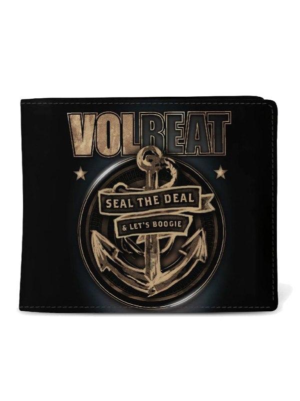 ROCKSAX - Volbeat - Seal The Deal Plånbok