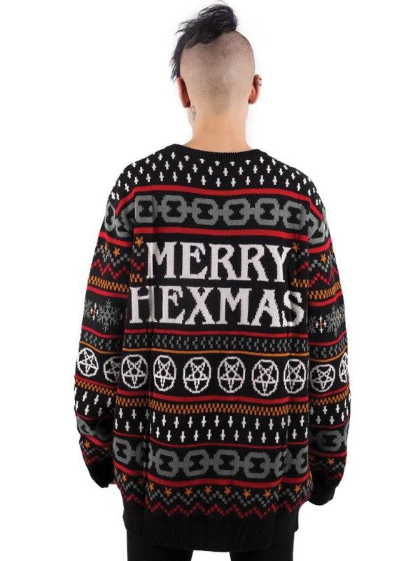 KILLSTAR - Hail Santa Knit Sweater