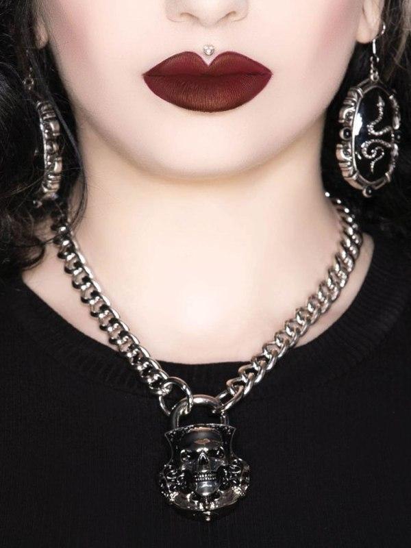 KILLSTAR - Lock Me Up Halsband