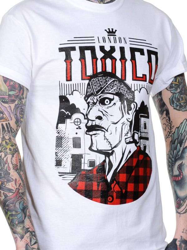TOXICO - Ghetto Frankie T-shirt