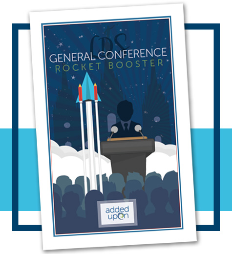 General Conference Rocket Boosters