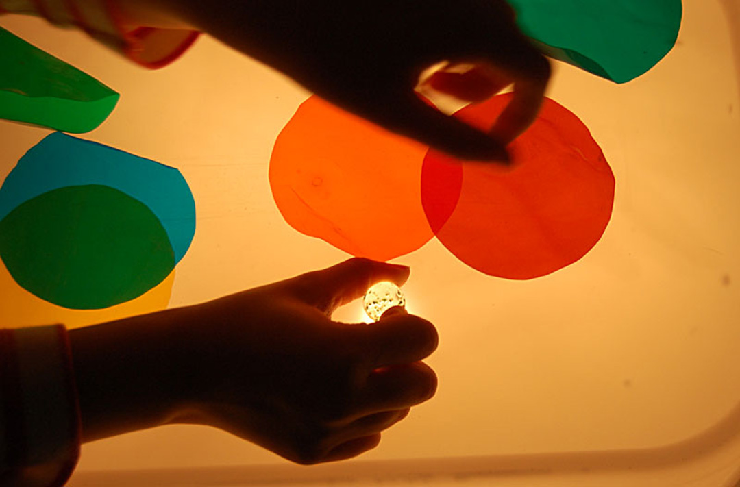 Fabriquer une table lumineuse
